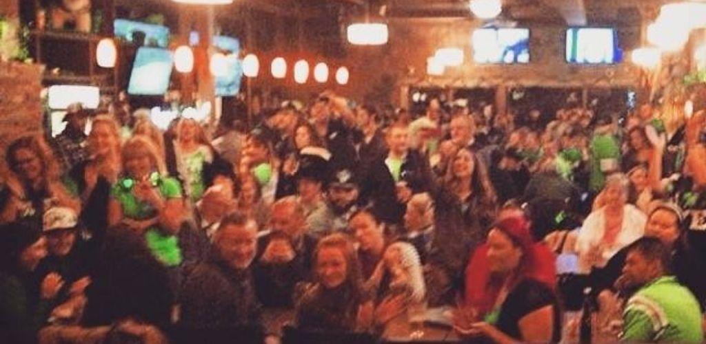 Brampton singles drinking and hooking up at Magnum's Bar