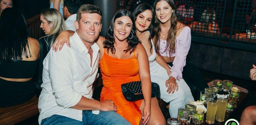 Brisbane singles drinking and hooking up at Jade Buddha Bar & Kitchen