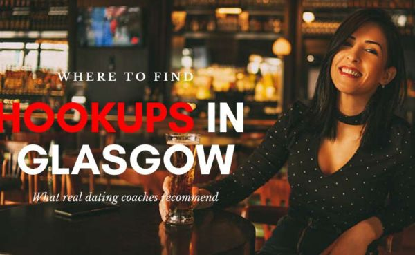 Looking for Glasgow hookups in a pub