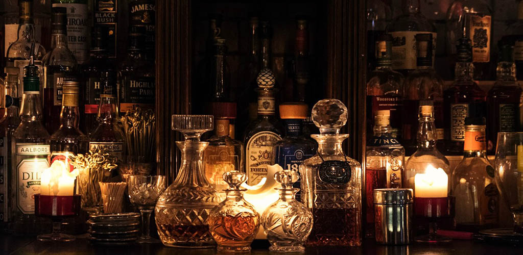 Top-shelf drinks from Arcane