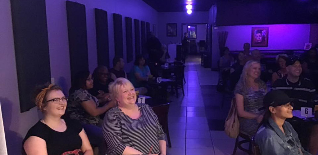 Laugh non-stop and get laid at Fort Wayne Comedy Club