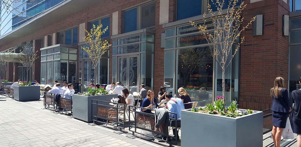 Spot potential Jersey City hookups at Hudson Greene Market