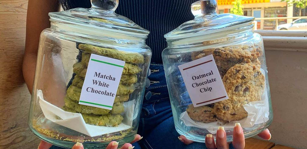 Cookies from Manic Coffee