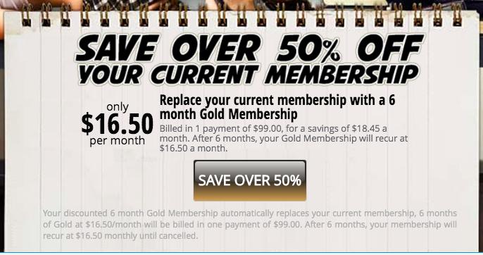milftastic replace membership