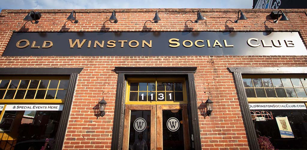 Drop anchor at The Old Winston Social Club and find Winston Salem hookups