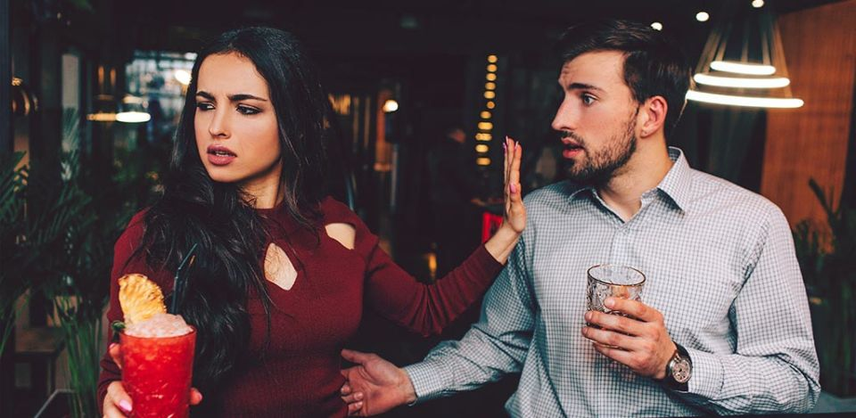 Avoid these crucial mistakes when picking up women