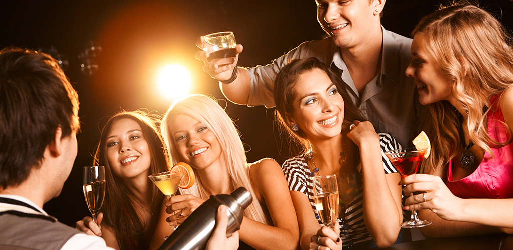 hot singles at a bar and ready for Durban hookups