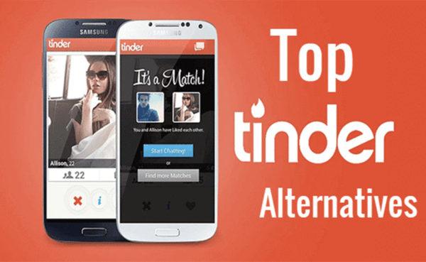 Alternatives to Tinder main