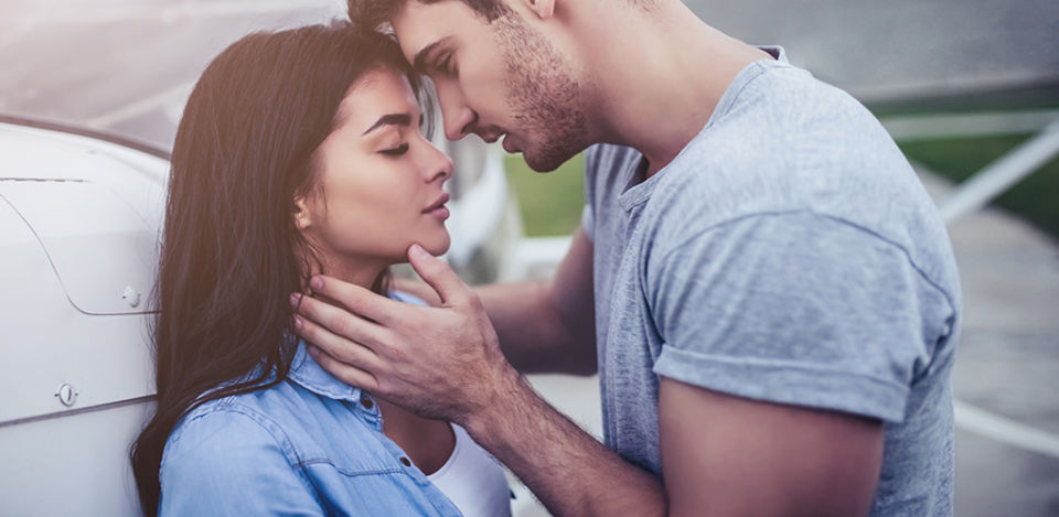 man being sensual after learning where to touch a girl