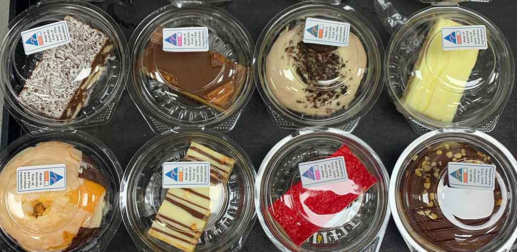 Desserts from The Friendly Grocer