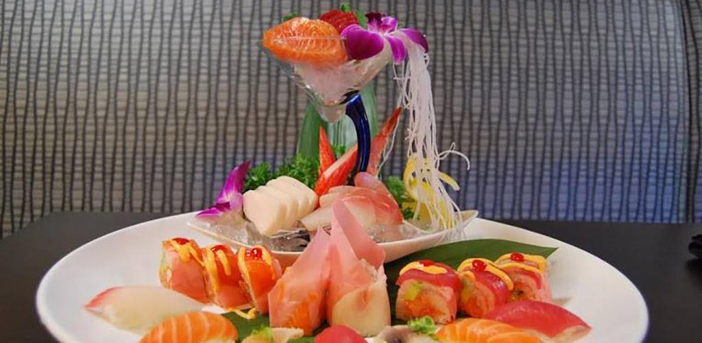 Sashimi from Fushimi