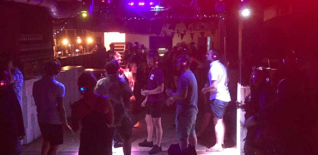 The dancefloor of The Underground