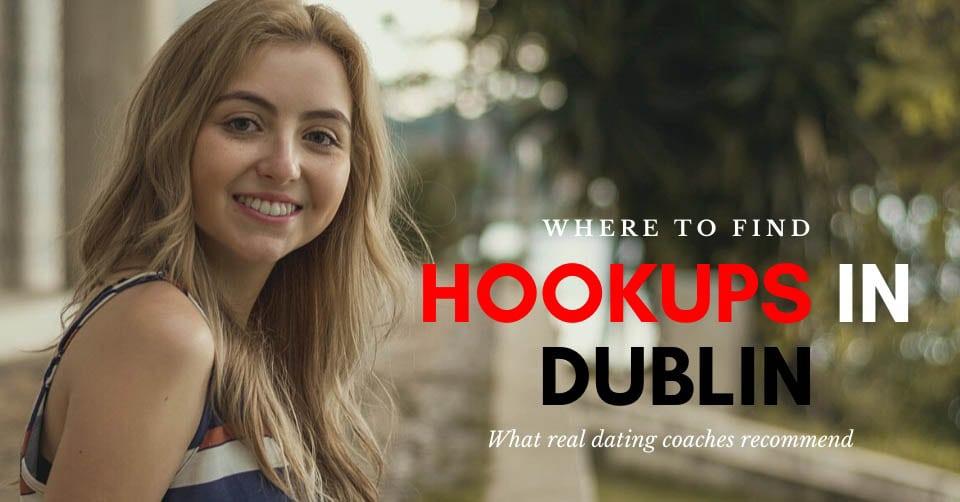 A cute woman seeking hookups in Dublin in the daytime