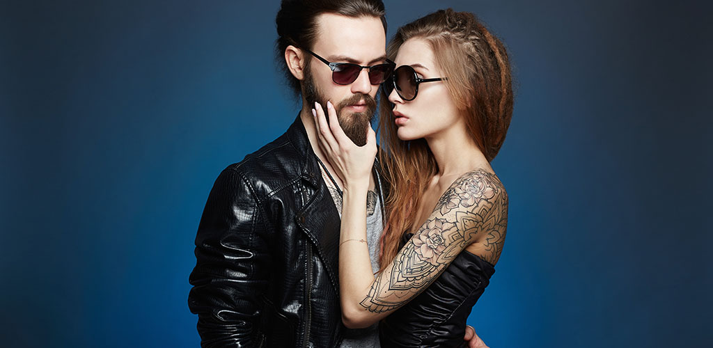 Man who knows if girls like facial hair