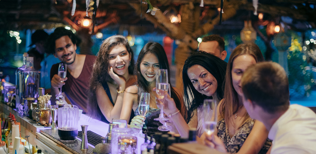 hot singles at a bar looking for Christchurch Hookups