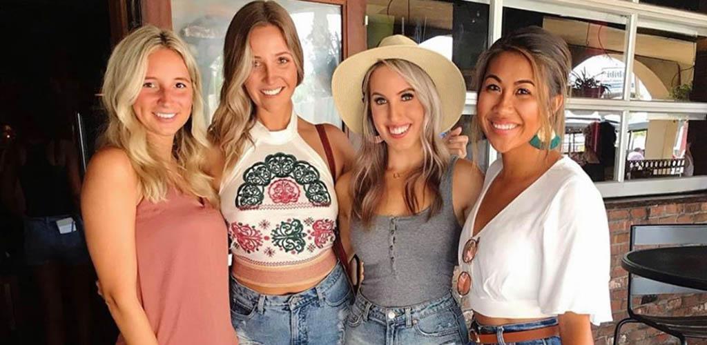 Meet lots of cute ladies at Hoptinger