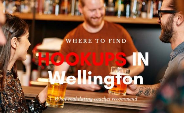 Singles searching for Wellington hookups at a bar