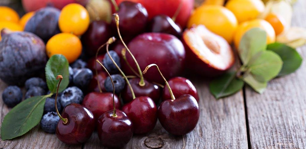 Fresh fruit from New World