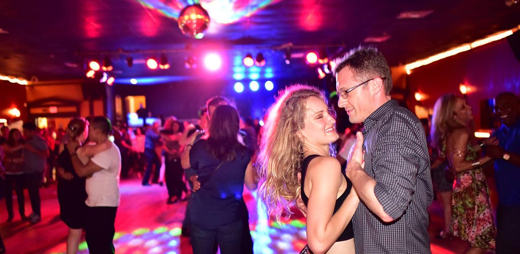 Find a dance partner and a Boston casual encounter in Havana Club