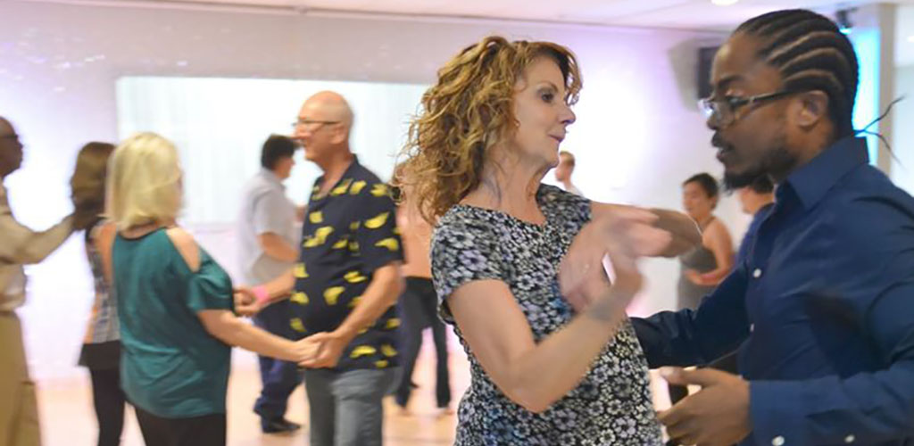 OKC Swing Dance Club wants you to bring your dancing shoes to meet single women in Oklahoma City
