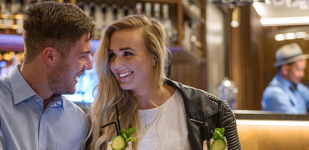 Singles about to hook up in Christchurch at Social Wine Bar