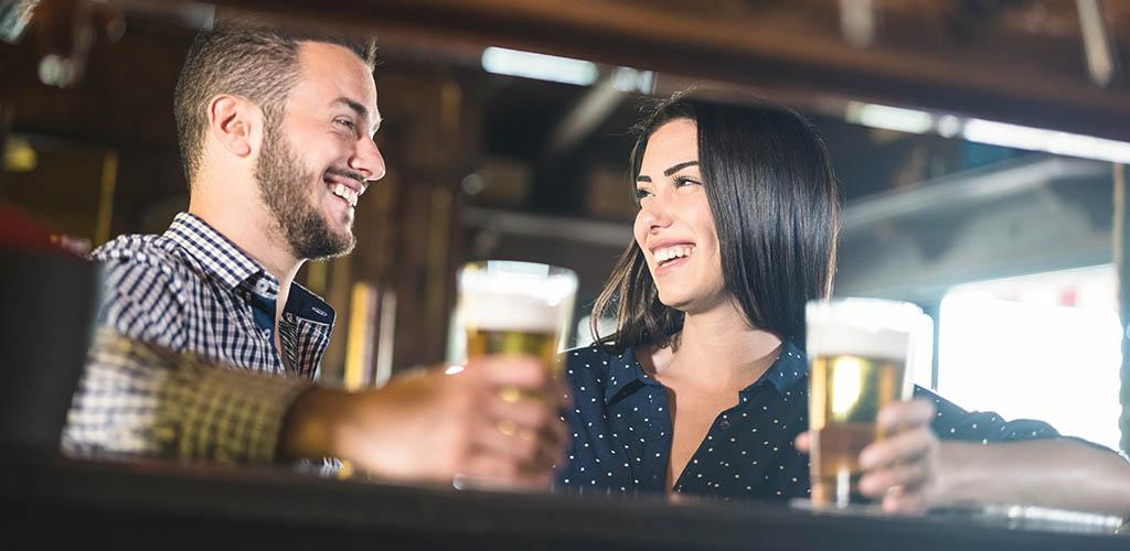 Single women seeking men in Sheffield go to pubs