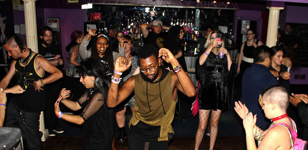 Club Orpheus will have you dirty dancing with Baltimore single women
