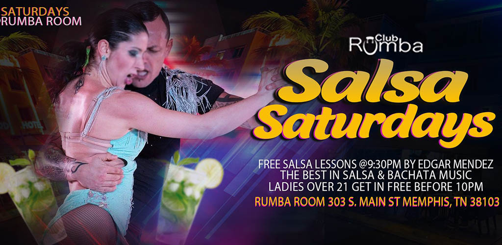 The Rumba Room is all about that Latin groove that single women in Memphis love
