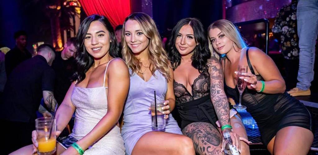 Drai's has all the Las Vegas single women rocking late