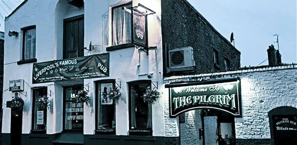 The Pilgrim Pub is a big favourite among students and older single women seeking men in LIverpool