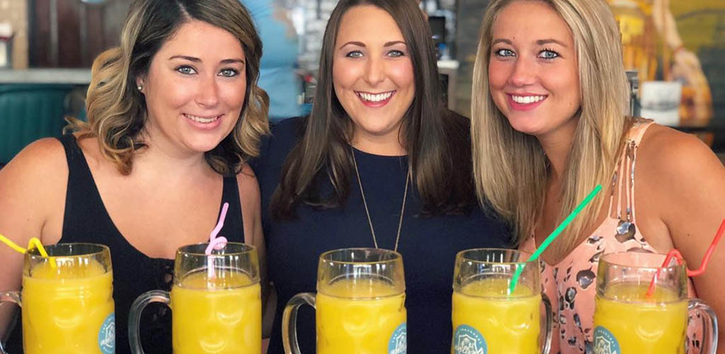 Von Elrod's Beer Hall & Kitchen is the perfect place to introduce yourself to single women in Nashville