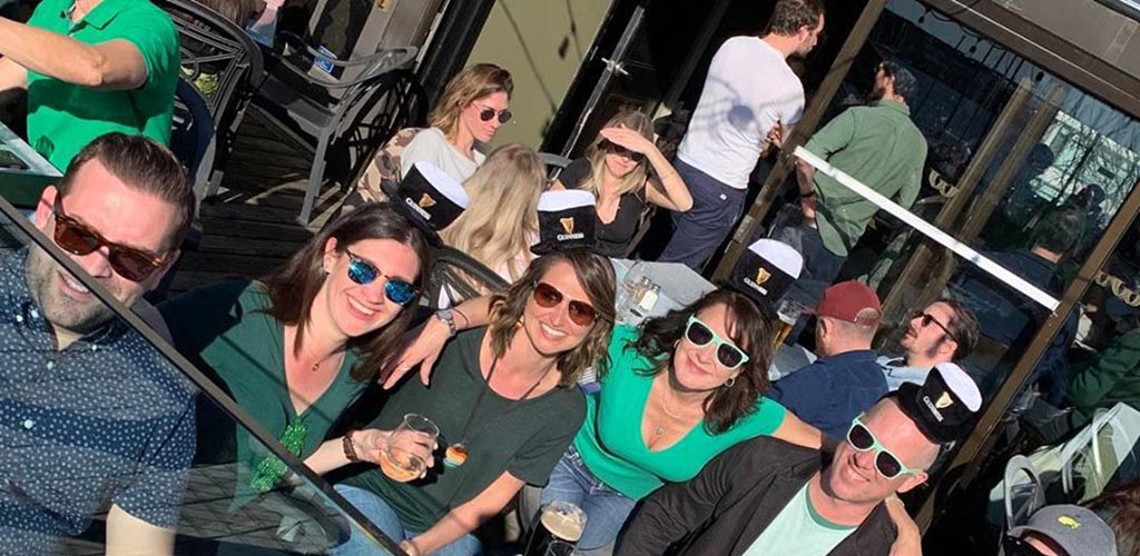 Enjoy the stunning views with Vancouver single women at The Wicklow