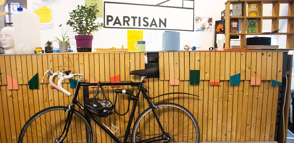 Partisan is a social hub that attracts single women seeking men in Manchester