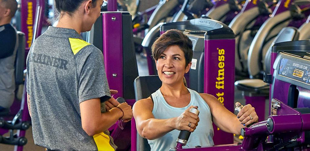 Planet Fitness is the spot for meeting fit women in Oklahoma City