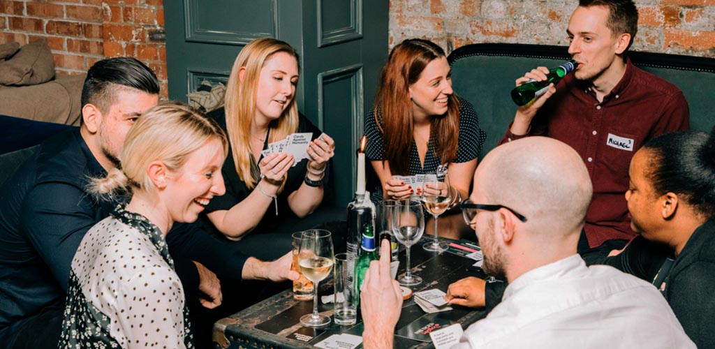Smudged Lipstick is an established company that hosts loads of quirky and unique events for single women in London