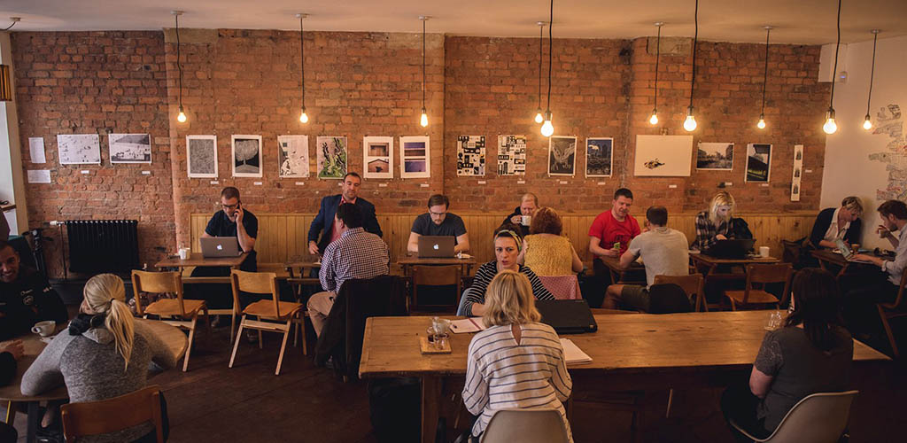 Takk is one of the city's classiest coffee chains for meeting single women seeking men in Manchester