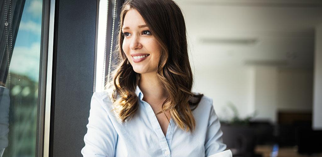 Successful and confident single woman seeking men in Washington DC
