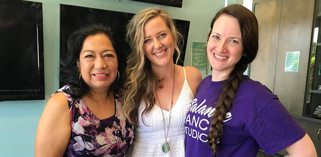 Balance Dance Studio will help you meet single women in Austin with rhythm