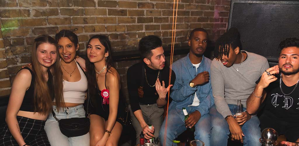 Dance the night away at Cake Bar & Nightclub with single women seeking men in Toronto