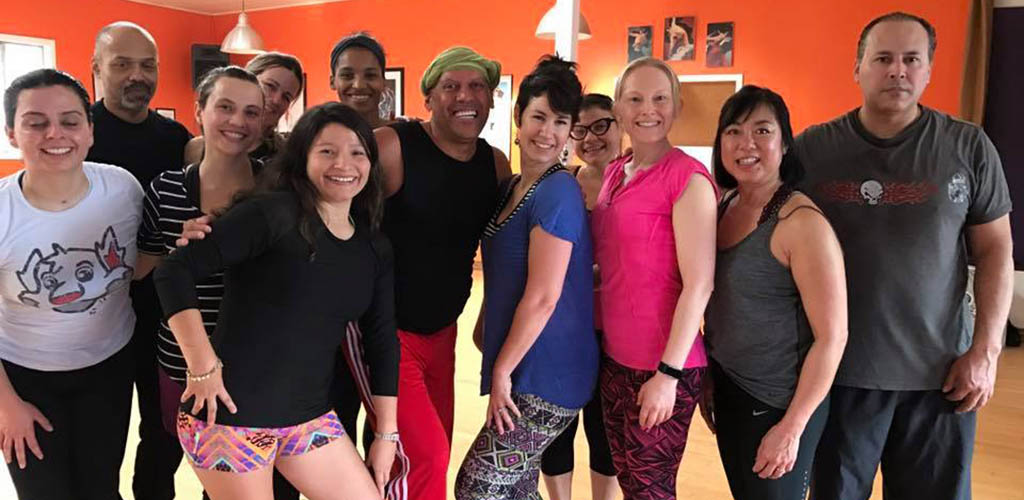 Dance With Joy Studios is perfect if you're ready to mingle with single women in Portland
