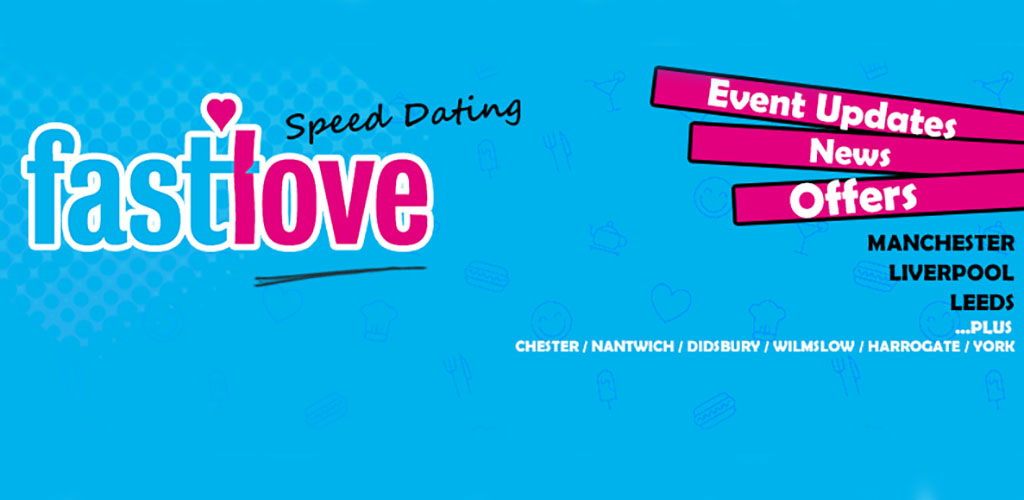 Fast Love Speed Dating hosts speed dating nights once a week for meeting single women in Leeds