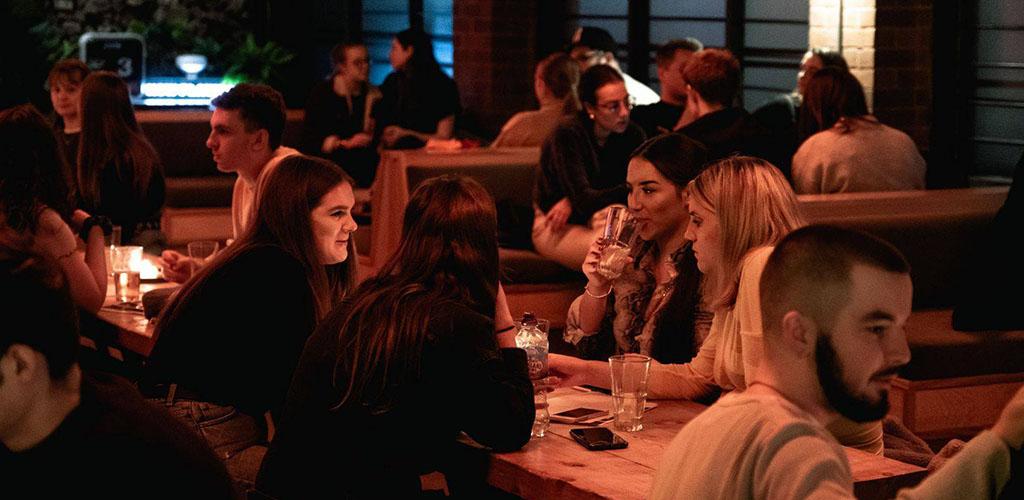 Headrow House has a roof terrace where single women in Leeds love to enjoy a drink