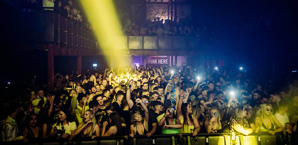 Hundreds of single women in Bristol descend upon Motion Nightclub every week to party hard