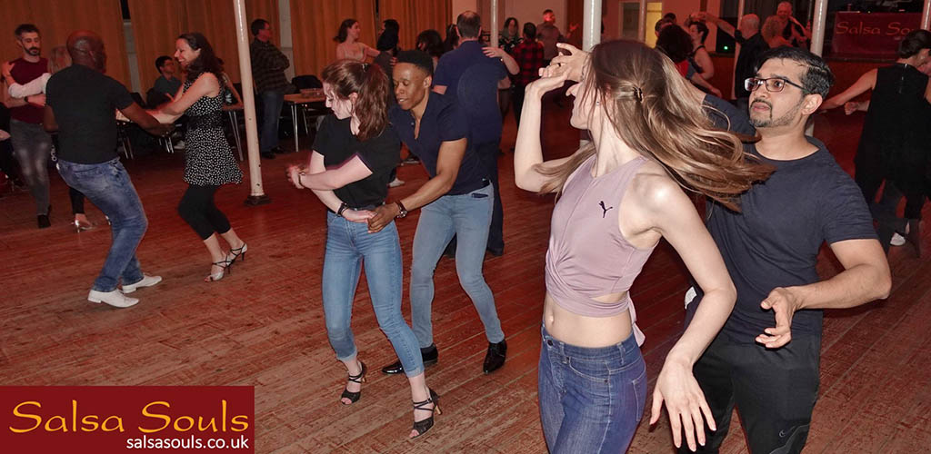 There are many single women in Bristol who love to learn Latin dance at Salsa Souls