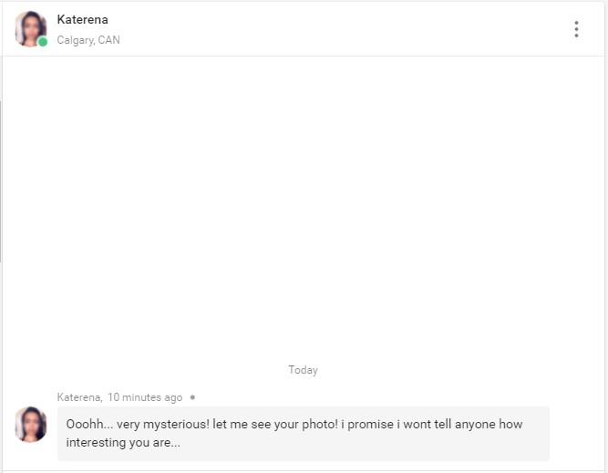 TenderMeets chat