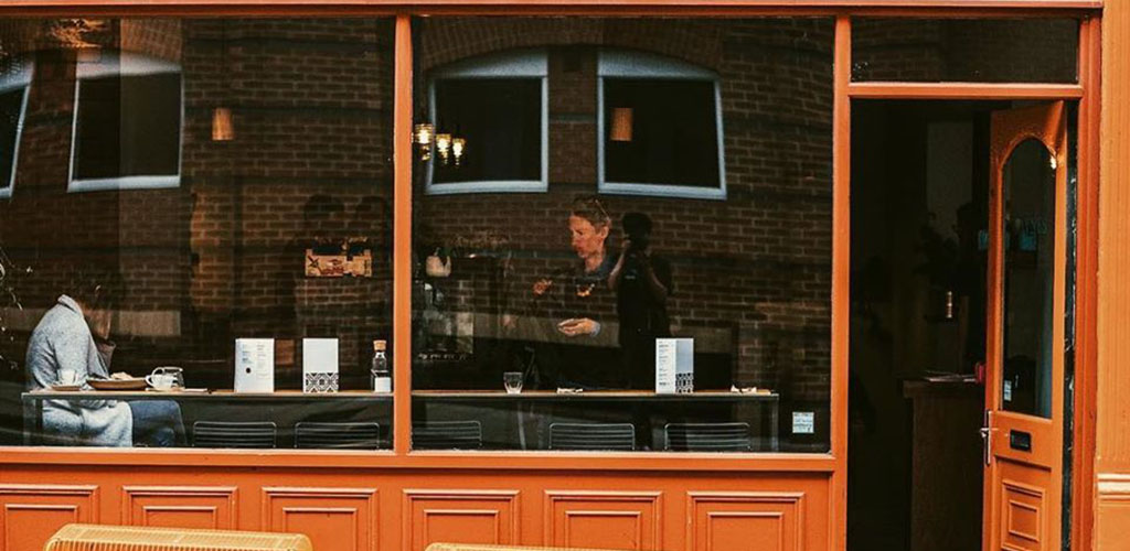 Laynes Espresso is one of the most popular cafes for single women seeking men in Leeds