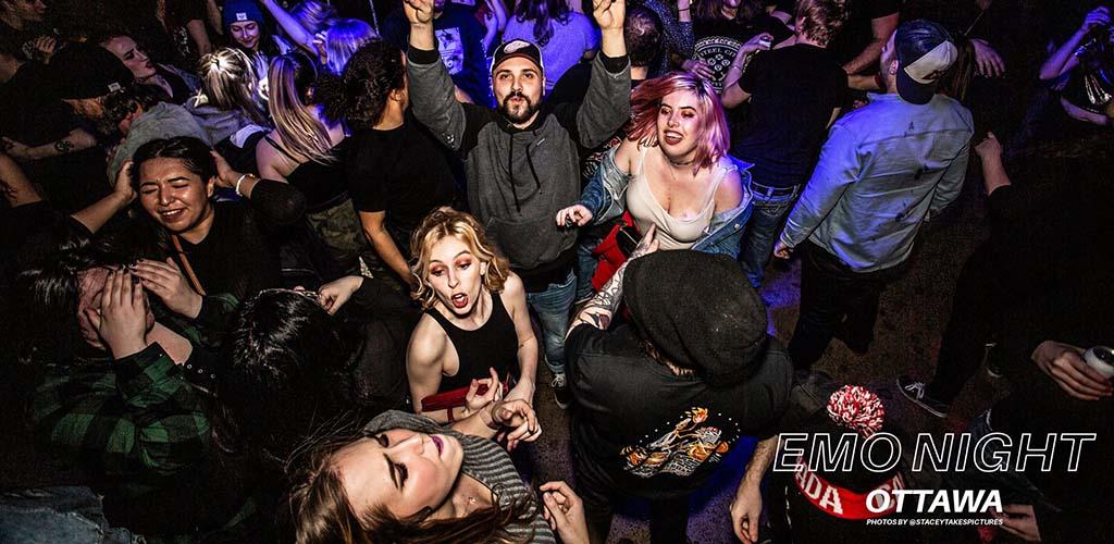 Fun single women in Ottawa dancing at The Twenty Seven Club