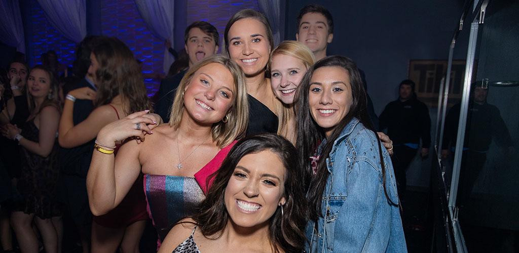 Ladies enjoying the night at Still Life