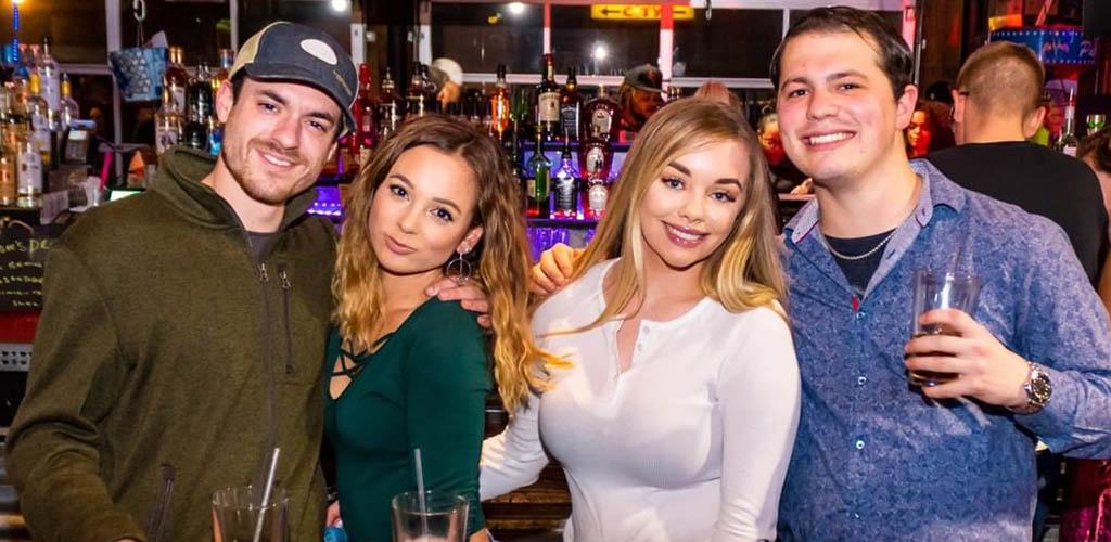 Hot Colorado Springs girls meeting guys at Copperhead Road Bar