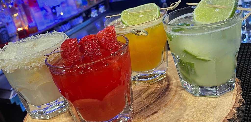 Cocktails from Delicias De Minas Bar & Restaurant